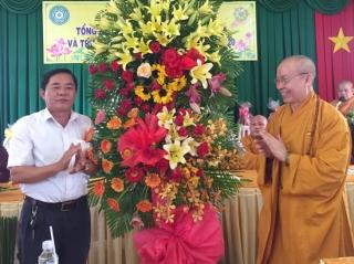 Ban Trị sự Giáo hội Phật giáo tỉnh Tây Ninh tổng kết hoạt động năm 2019