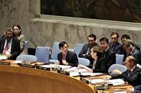 Việt Nam chủ trì HĐBA LHQ thông qua nghị quyết về Syria