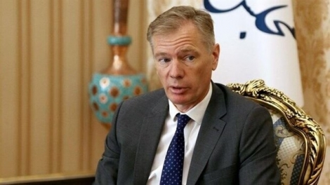 Mỹ kêu gọi Iran xin lỗi vì đã bắt giữ Đại sứ Anh tại Tehran