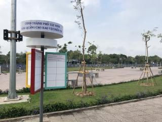 TP.Tây Ninh: Lắp đặt 10 bảng quảng cáo rao vặt miễn phí