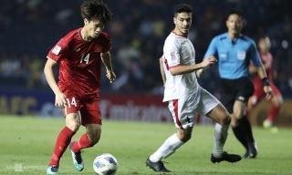 Việt Nam mất quyền tự quyết ở U23 châu Á