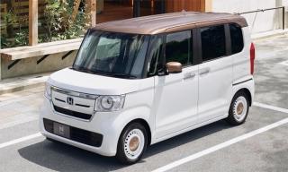 e K-car của Honda thống trị thị trường Nhật 2019