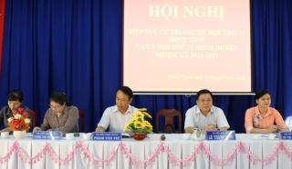Gò Dầu: Tổ chức hội nghị tiếp xúc cử tri tại xã Phước Thạnh, Phước Trạch và Thạnh Đức