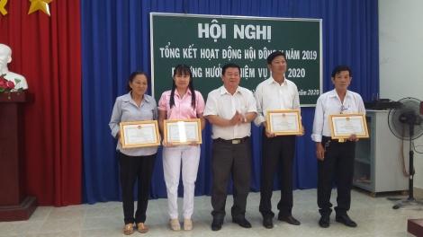 Hội Đông y huyện Châu Thành: Tổng kết công tác hội năm 2019
