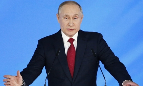 Tính toán quyền lực của Putin khi sửa hiến pháp