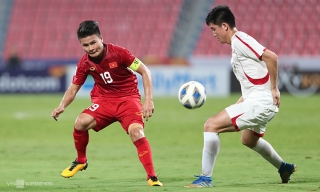 Quang Hải tạo nhiều cơ hội nhất vòng bảng U23 châu Á