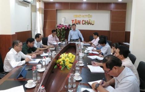 Tân Châu: Nỗ lực nâng cao chất lượng tín dụng