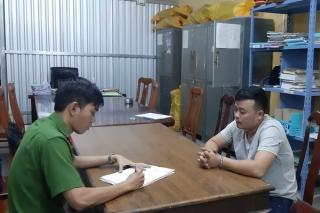 CA Dương Minh Châu bắt 2 đối tượng vận chuyển, mua bán pháo