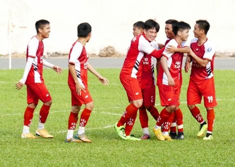 Bán kết Giải bóng đá các CLB tỉnh Tây Ninh – Cúp Hải Đăng năm 2019: Hai đội nhì bảng gây bất ngờ