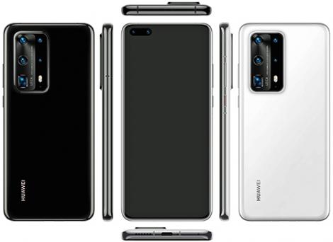 Huawei P40 Pro sẽ có camera zoom quang 10x