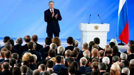 Ông Putin khẳng định sẽ không làm tổng thống trọn đời