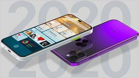 iPhone 2020 sẽ được nâng cấp toàn diện