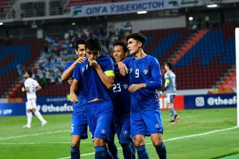 Đè bẹp UAE 5-1, U23 Uzbekistan giành quyền vào bán kết châu Á