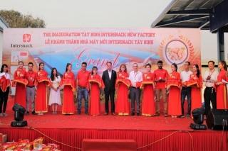 Nhà máy chế biến hạt điều Intersnack chính thức đi vào hoạt động tại Tây Ninh