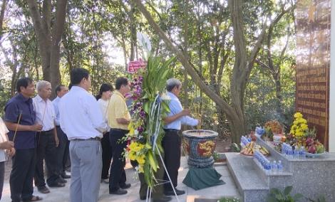 Khánh thành bia tưởng niệm nạn nhân chiến tranh biên giới Tây Nam