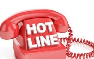 Công bố số điện thoại đường dây nóng bảo đảm trật tự ATGT