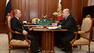 Nga công bố danh sách thành viên chính phủ mới