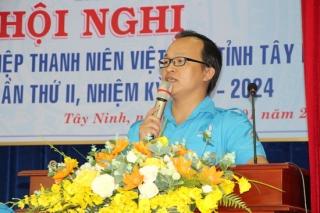 Hội LHTN Tây Ninh triển khai kế hoạch công tác năm 2020
