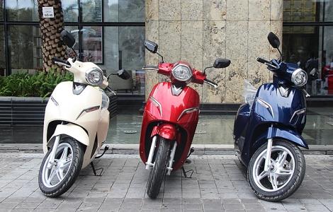 Sôi động mảng xe máy điện tại Việt Nam