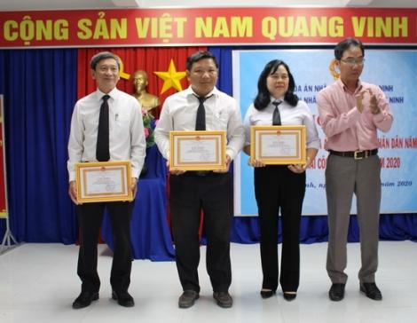 TAND TP. Tây Ninh tổng kết công tác Toà án và Hội thẩm nhân dân năm 2019