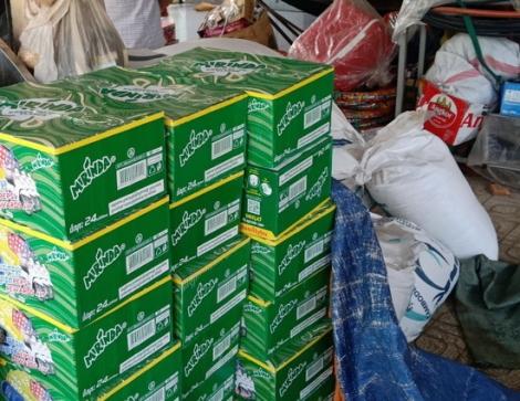 QLTT Tây Ninh: Bắt giữ nhiều vụ buôn lậu trong những ngày giáp tết