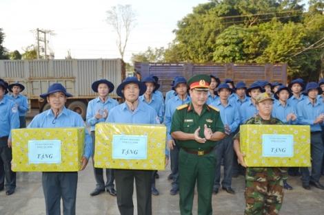 Đưa về nước 243 hài cốt liệt sĩ quân tình nguyện Việt Nam tại Campuchia
