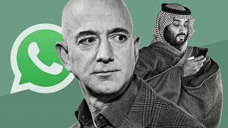 iPhone của tỷ phú Jeff Bezos bị hack thế nào
