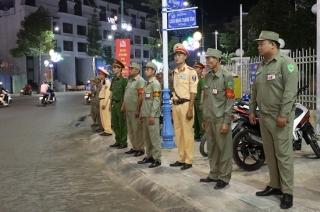 Công an Tây Ninh: Bảo đảm an ninh trật tự đêm giao thừa