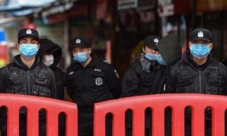 Mỹ đưa công dân rời Vũ Hán