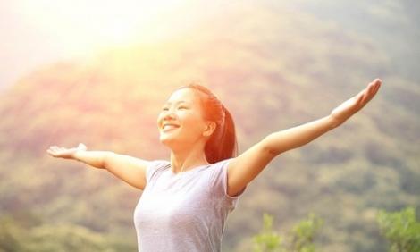 10 cách giúp tinh thần sảng khoái trong năm mới
