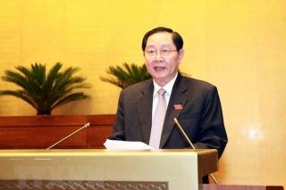 Bộ trưởng Nội vụ Lê Vĩnh Tân: Cán bộ phải có cái tâm ngang cái tầm