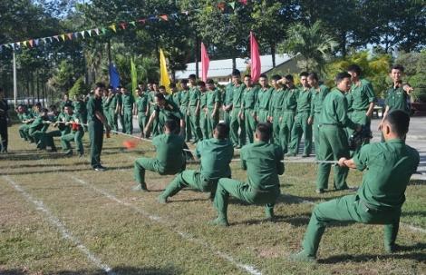 Sư đoàn 5: Nhiều hoạt động chào mừng Xuân Canh Tý năm 2020