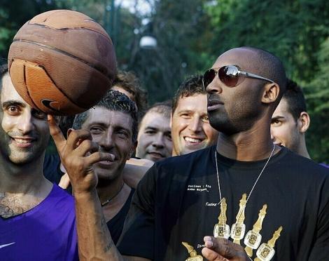 Sự nghiệp huyền thoại của Kobe Bryant