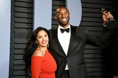 Vợ chồng Kobe Bryant không bao giờ ngồi chung trực thăng