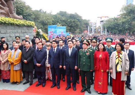 Tưng bừng Lễ hội kỷ niệm 231 năm chiến thắng Ngọc Hồi - Đống Đa
