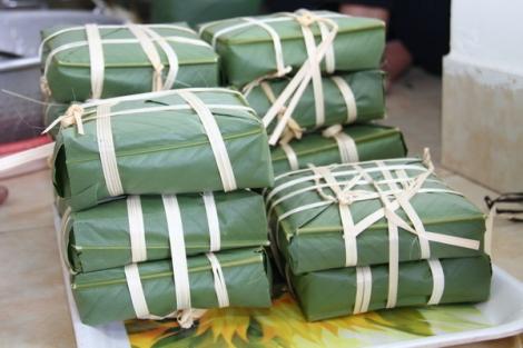 Giải mã ý nghĩa bánh chưng, dấu ấn ẩm thực ngày Tết Việt