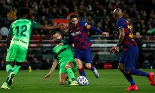 Messi lập kỷ lục với chiến thắng thứ 500