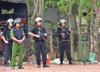 24 giờ vây bắt nghi can bắn chết 5 người ở Củ Chi