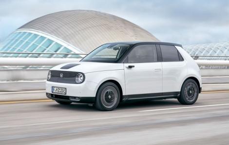 Honda E - ôtô điện chỉ dành cho châu Âu