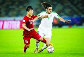 Vòng loại World Cup: Tuyển Việt Nam có quân xanh chất lượng