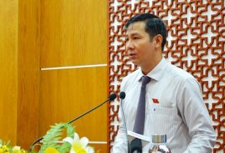 Phân công ông Nguyễn Thành Tâm làm nhiệm vụ Phó Bí thư Thường trực Tỉnh uỷ