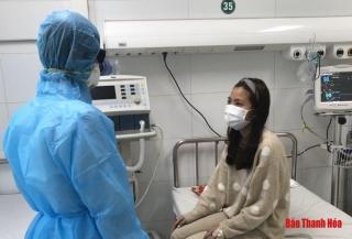 Bệnh viện Đa khoa tỉnh Thanh Hóa chữa thành công bệnh nhân dương tính với vi rút nCoV