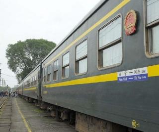 Dừng tàu khách liên vận Việt Nam - Trung Quốc