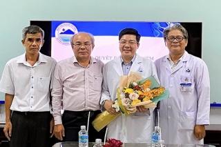 Trao quyết định bổ nhiệm Phó Giám đốc Bệnh viện Đa khoa Tây Ninh