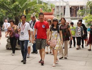 Du lịch lao đao vì mất thị trường Trung Quốc