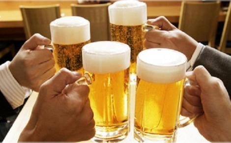Uống rượu bia điều khiển mô tô gây tai nạn giao thông