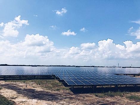 Đầu tư nhà máy điện năng lượng mặt trời công suất 50MW tại tỉnh Tây Ninh