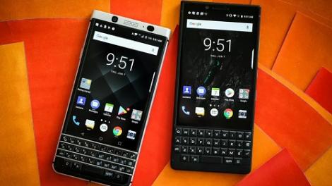 Tâm sự của một 'tín đồ' BlackBerry