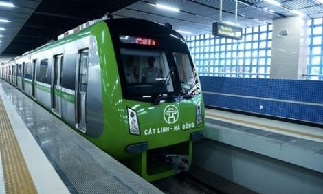 Đường sắt Cát Linh - Hà Đông chưa xong đã phải trả nợ