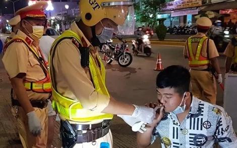 WHO khuyến cáo cảnh sát giao thông tránh lây 2019-nCoV khi kiểm tra nồng độ cồn